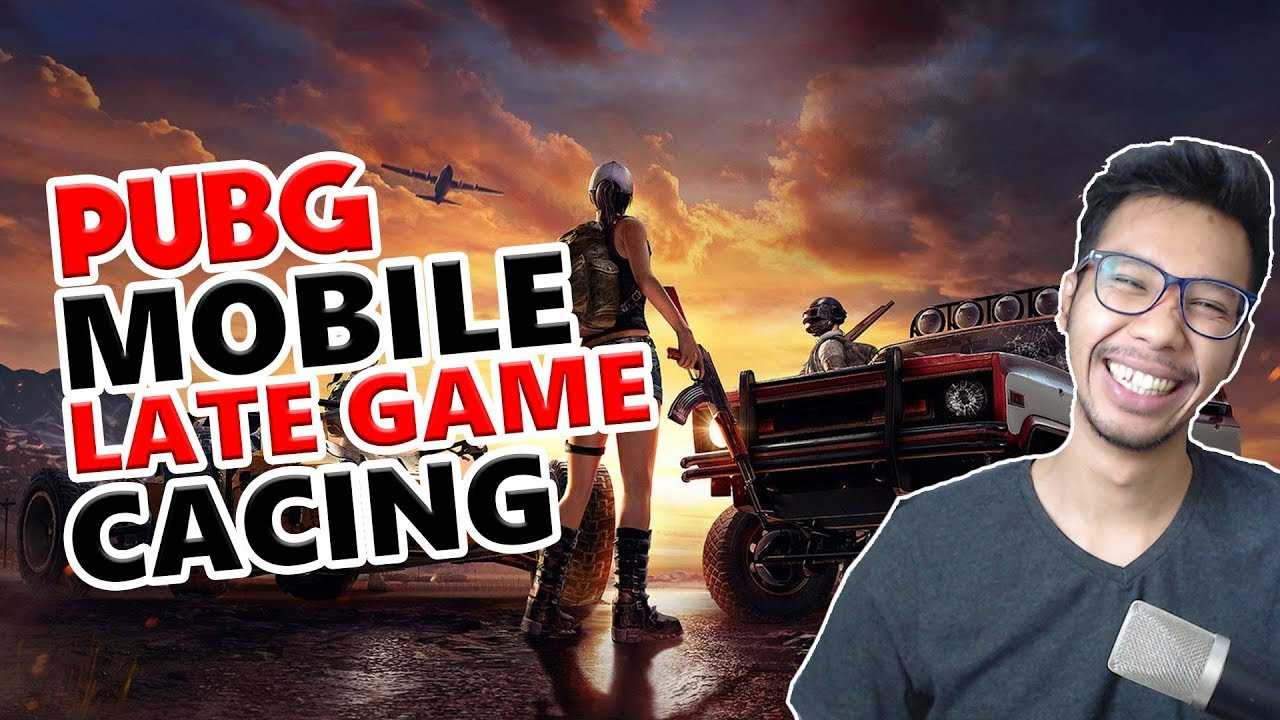 LATE GAME CACING VS CACING – PUBG MOBILE INDONESIA