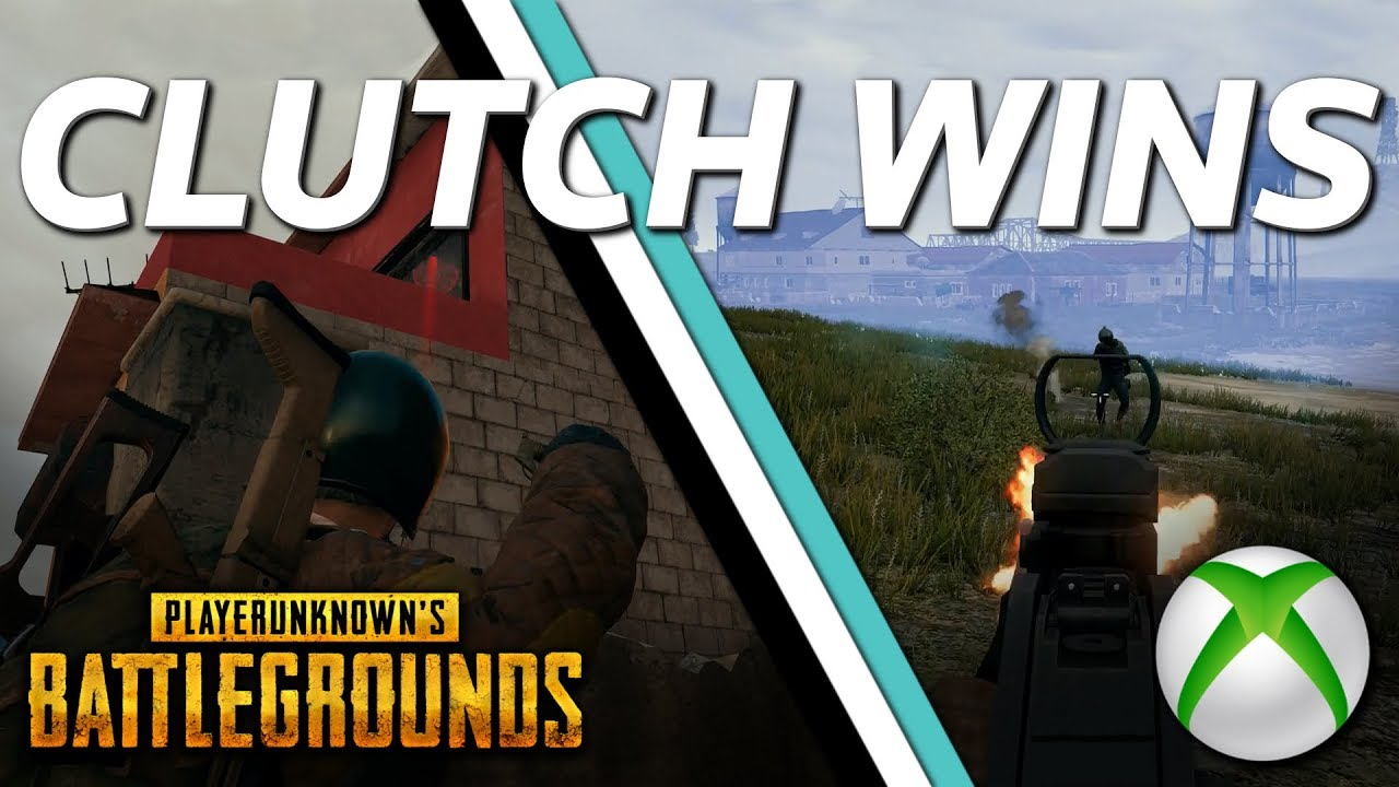 PUBG XBOX Clutch Wins – Defeating Fortnite Players In PUBG…