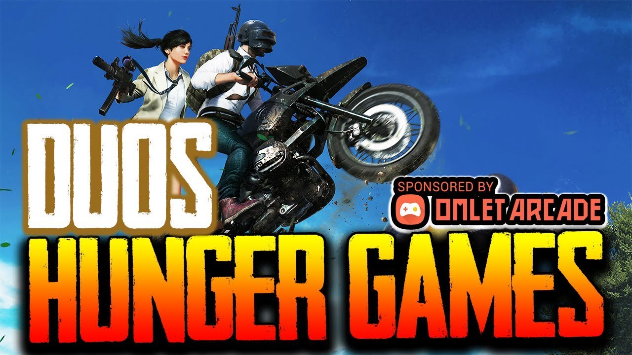 !omlet HUNGER GAMES – ALL MAPS DUOS 4000 TOKENS! – PUBG MOBILE