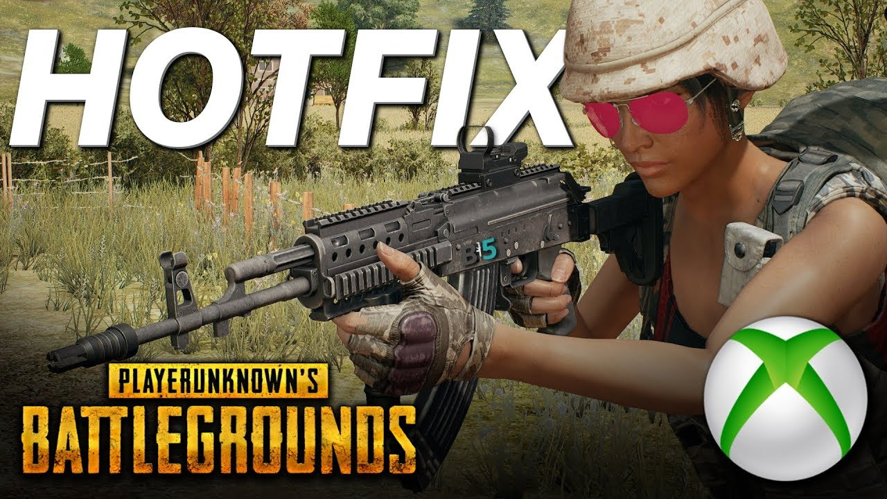 PUBG XBOX Hotfix Details (10/1) – Achievements Fixed – New Content Coming Soon!!