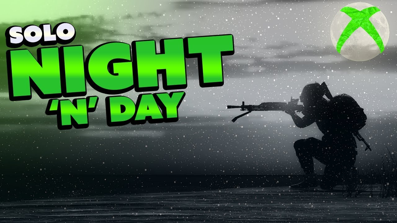 Night 'n' Day – PUBG Xbox solo game-play