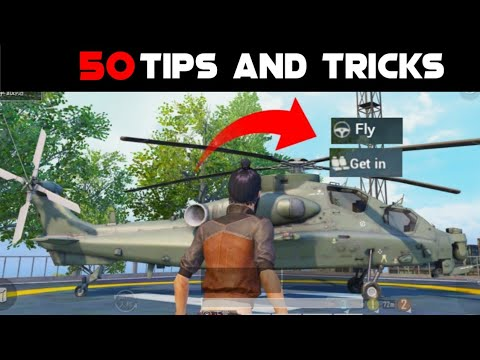 50 New TIPS and TRICKS For PUBG Mobile | PUBG Mobile Ultimate Tips and Tricks