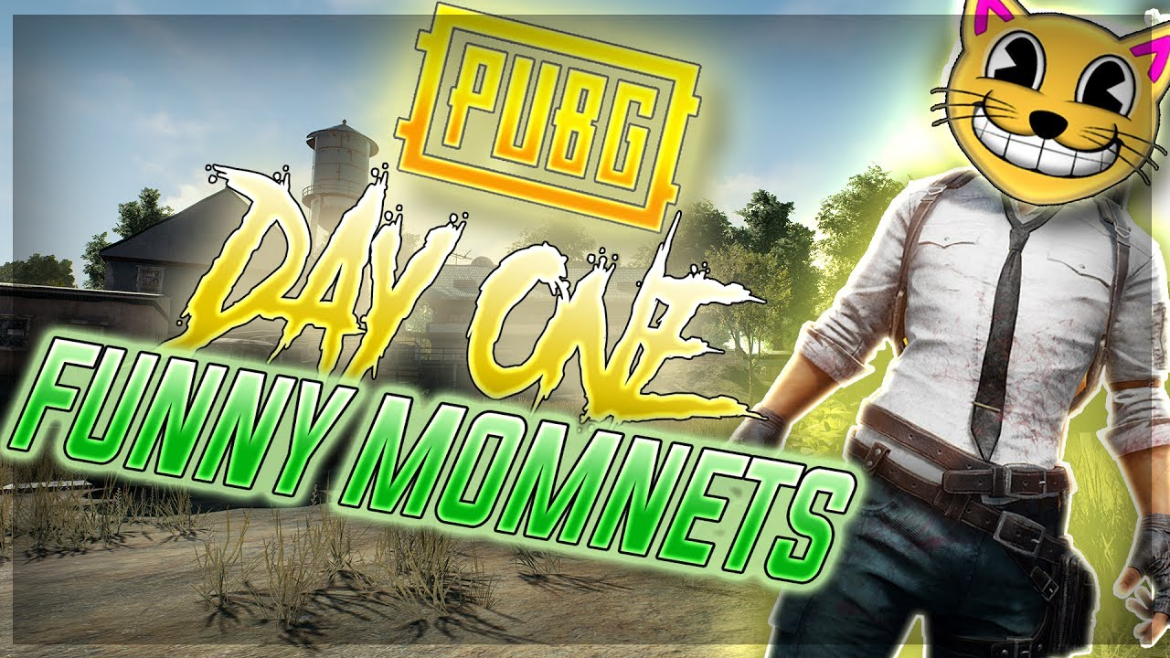 PUBG :DAY ONE NOOB FUNNY MOMENTS ( Player Unknown's Battlegrounds )