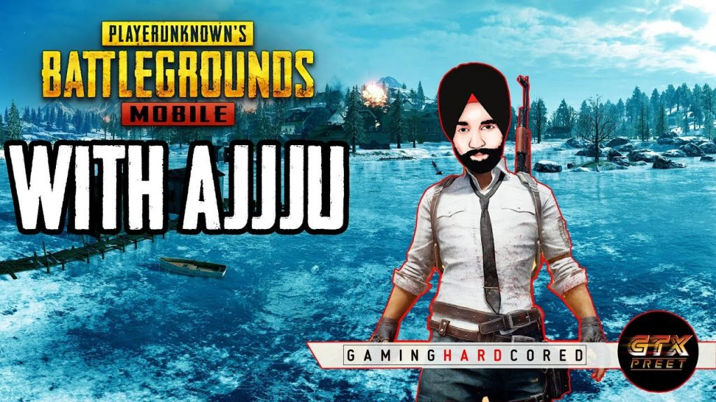 PUBG MOBILE - Live With Ajju