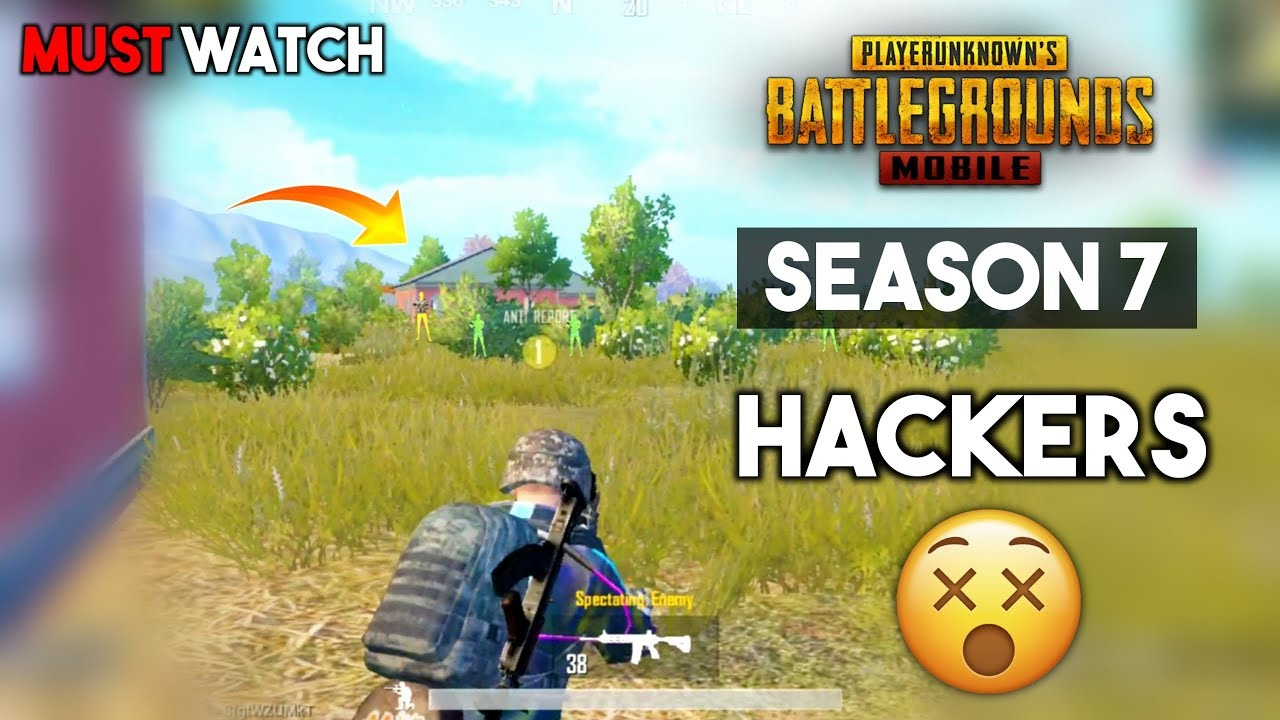 PUBG Mobile Season 7 Hackers Not Banned Why? PUBG MOBILE