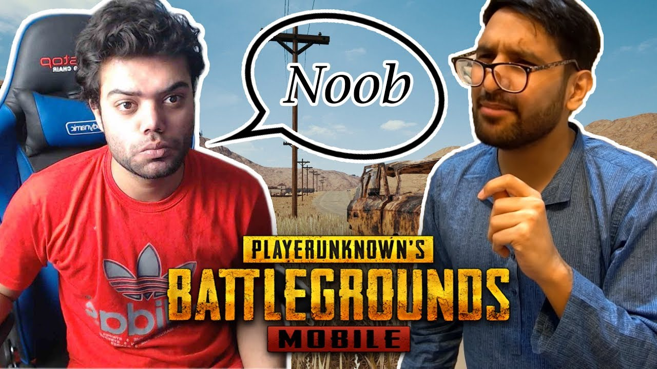 I Hate Zaid Ali In PUBG Mobile 😡 !!!