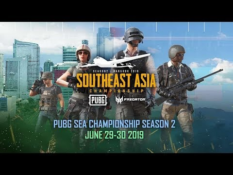 🔴 DAY 2 : PUBG SEA Championship Season 2