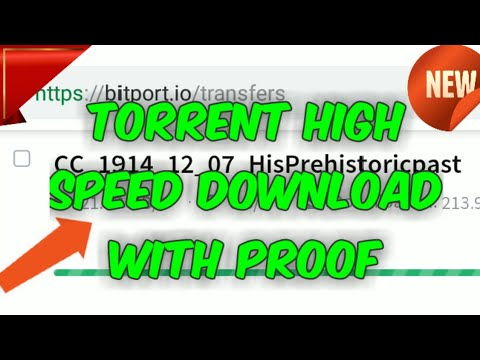 2019 -Trick to download torrent in high-speed