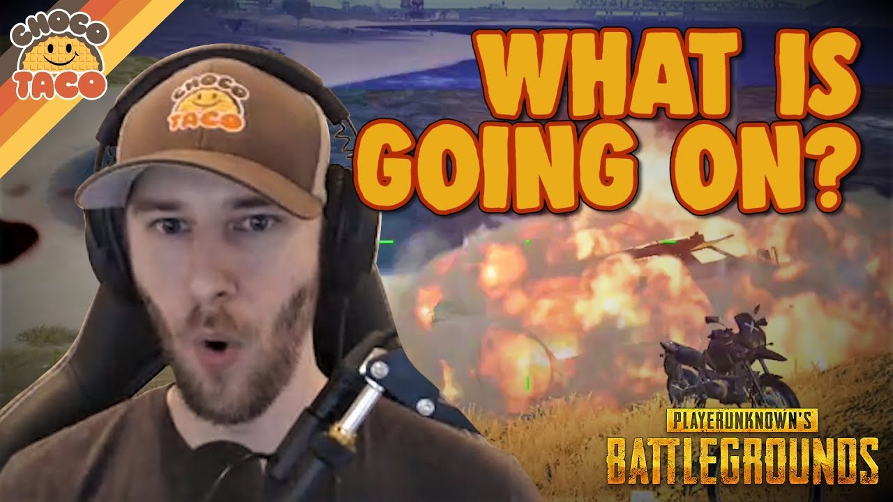 AWM Bullets Are Meant to Be Used ft. Swagger – chocoTaco PUBG Gamelay