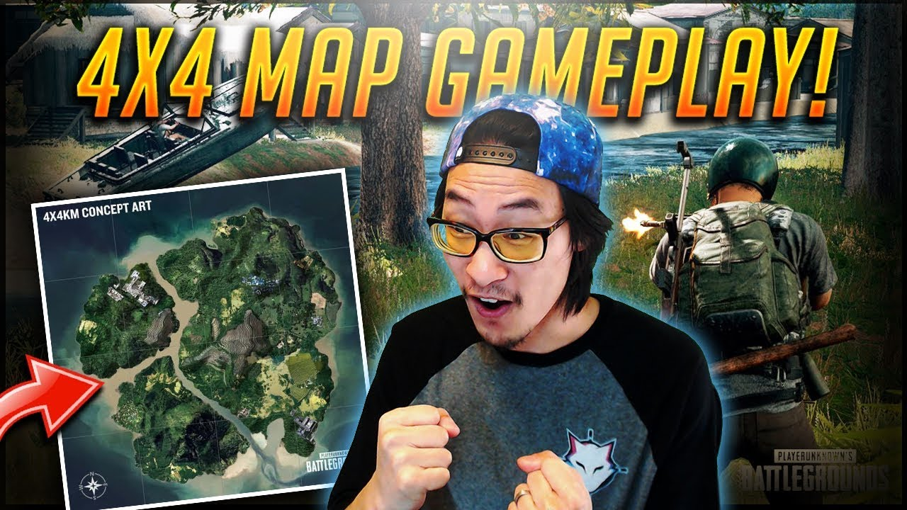 This is the BEST Map in PUBG! New 4×4 Savage Gameplay (PLAYERUNKNOWN'S BATTLEGROUNDS TWITCH MOMENTS)