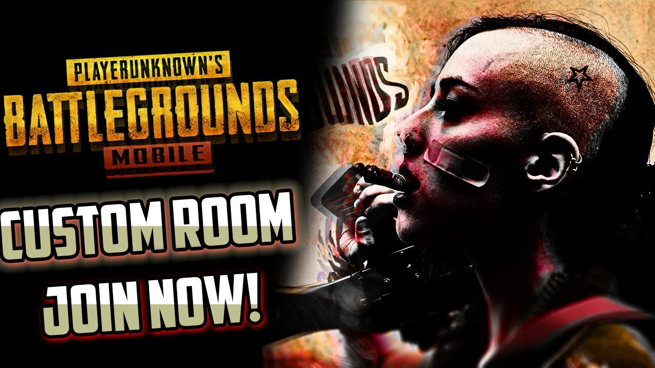 PUBG MOBILE   CUSTOM GAMES WITH KRONTEN GAMING – JOIN FAST😍