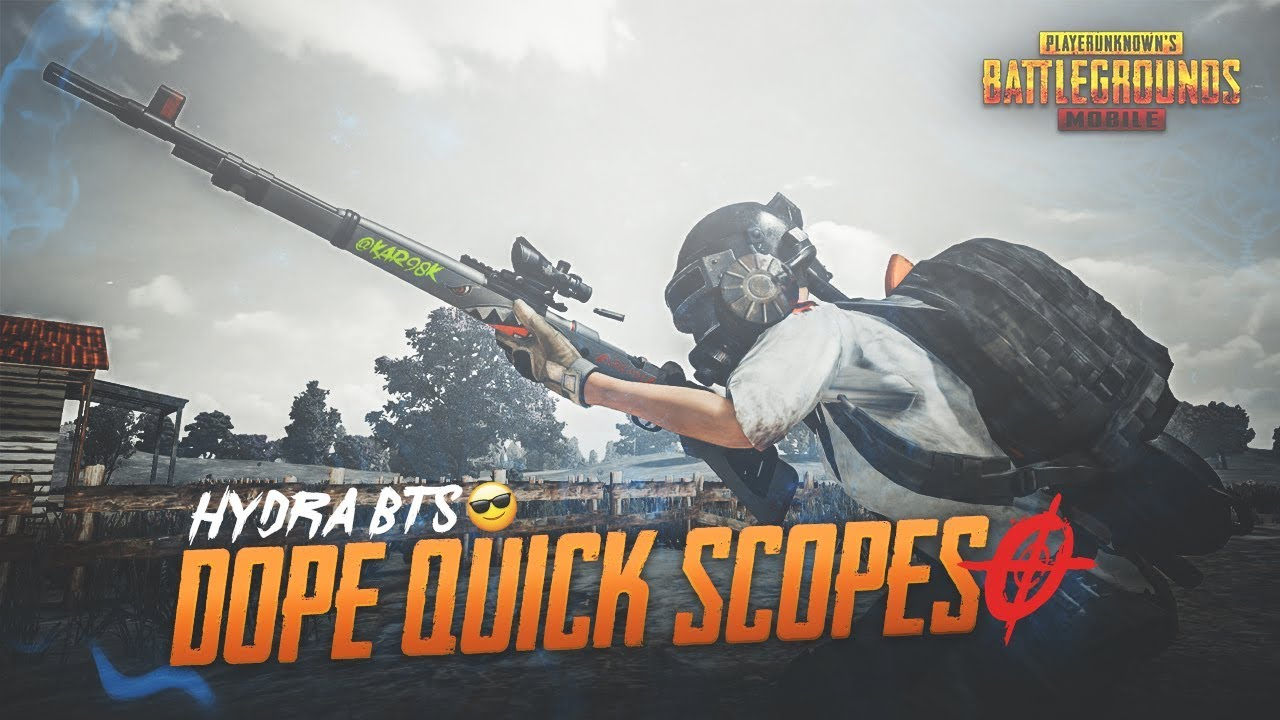 Sniping At It's Best! ft. BTS! Nub Rusher :3 l PUBG Mobile Live!
