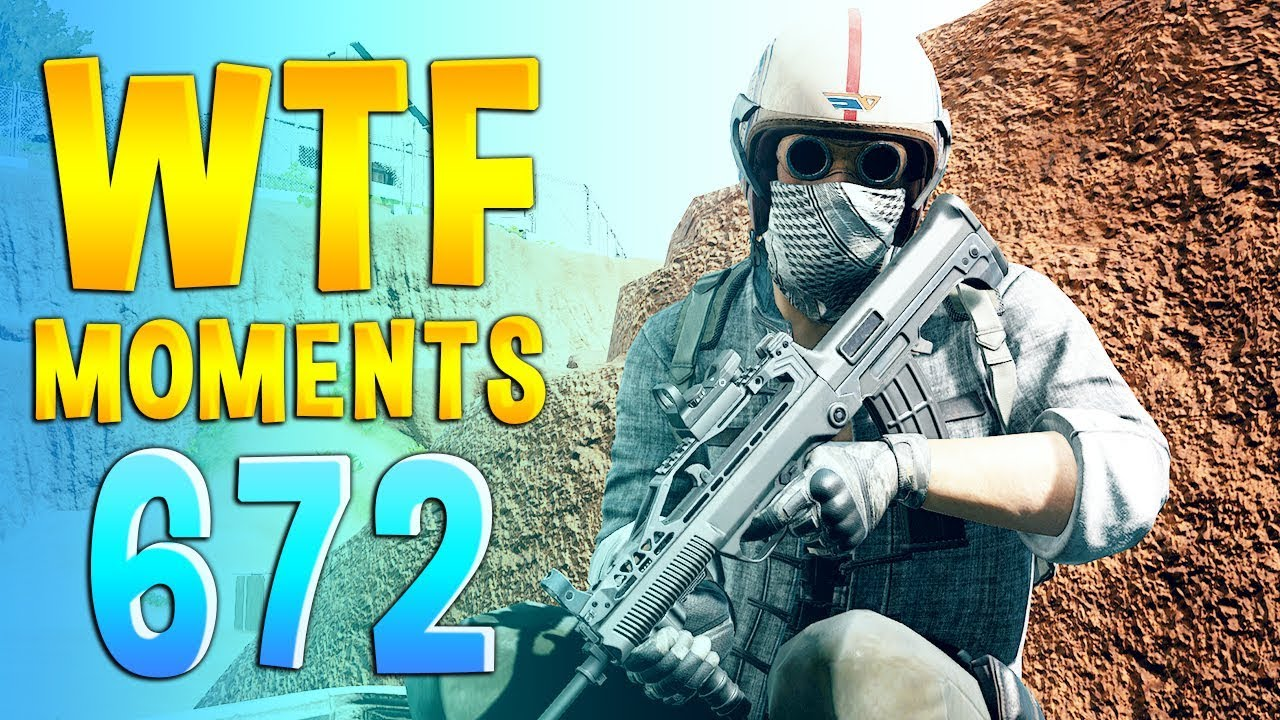 PUBG WTF Funny Daily Moments Highlights Ep 672