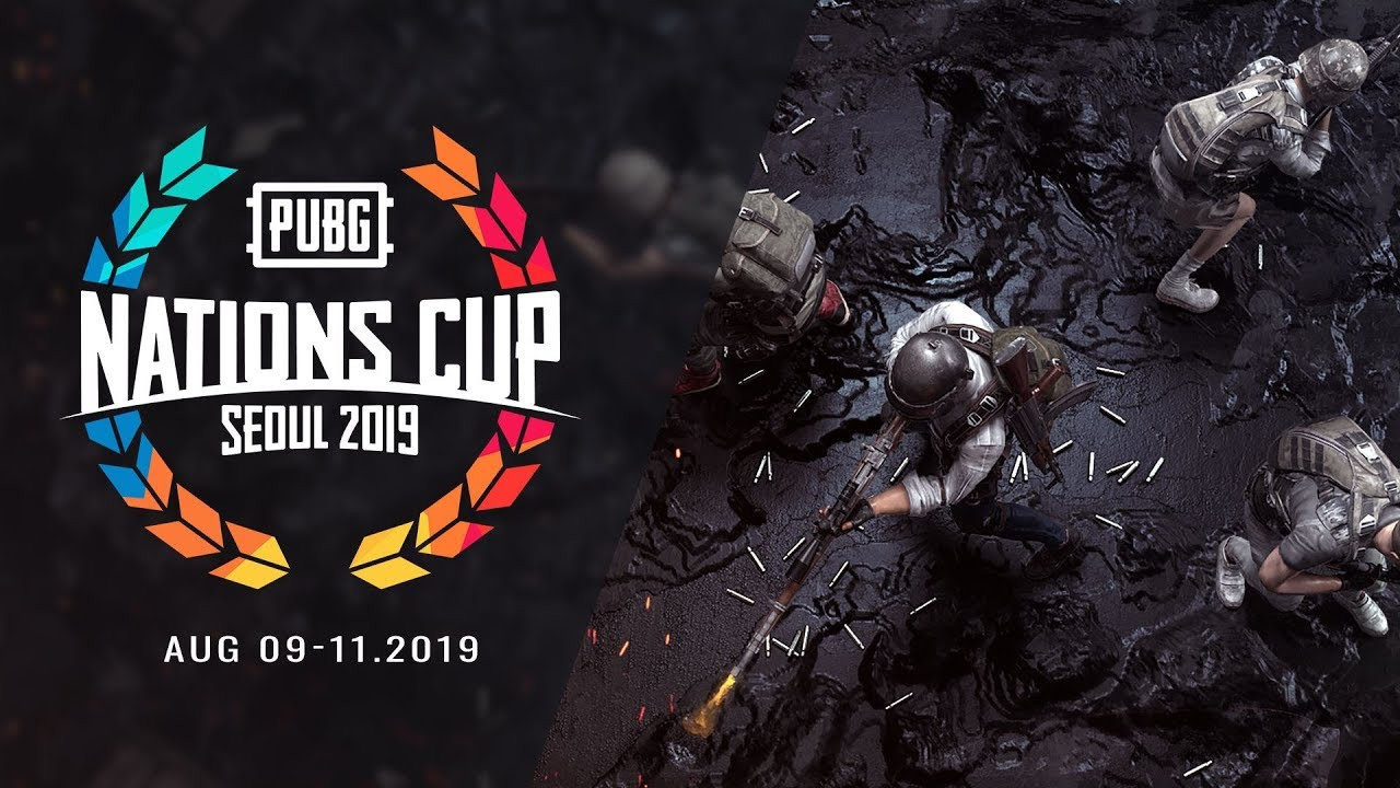 [ENG] PUBG Nations Cup 2019: Live Day1