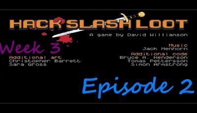 Weekly Runs!!! – Week 3 – Hack, Slash, Loot – Ep. 2 – Owned By A Lord Of The Rings Super Orc?