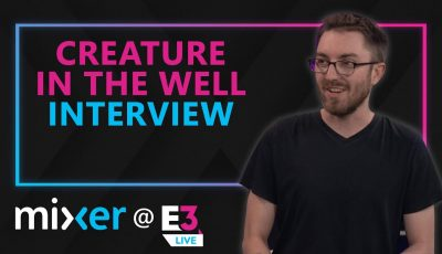 Creature In The Well Interview   Mixer @ E3 2019