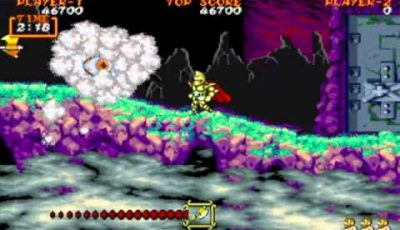 Let's Play Ghouls 'N Ghosts #03: And My Axe!