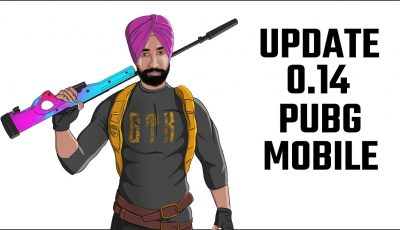 PUBG MOBILE – NEW UPDATE 0.14 || GAME IS ALREADY INFECTED