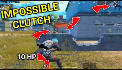 You Dont Believe This Clutch In PUBG Mobile