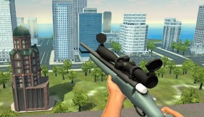 Elite SWAT Sniper Prison Guard Gameplay Video Android/iOS