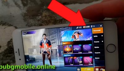 PUBG Mobile Hack – Free UC and Battle Points on Android & iOS [PUBG Cheats]