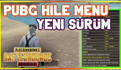 PUBG MOBİLE EFSANE HİLE VN HAX PUBGM – [BETA] v1.5.0 MAGIC BULLET + GOD VIEW ANTİBAN! 2019 PC