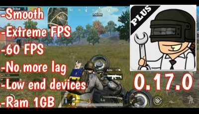 UPDATE PUB Gfx+ Tool (Premium) 0.17.0, Best Way To Get Extreme FPS And Smoothly Gameplay