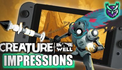 Creature in the Well Nintendo Switch Impressions – PINBALL INSPIRED HACK & SLASH!