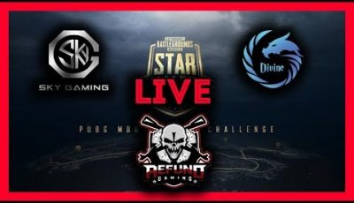 REFUND GAMING DIVINE ESPORTS | STAR PUBG TOURNAMENT – SEASON 2019 [ Chung Kết – Ngày 1]
