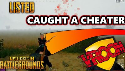 Caught a Hacker in #PUBG | PlayerUnknown's Battlegrounds Gameplay | Listed