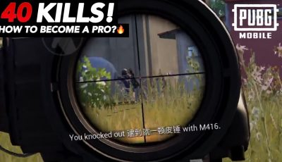 How To Become A Pro In PUBG Mobile 2.0   40 KILLS GAMEPLAY