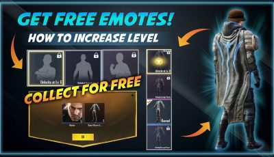 Increase Victor Level! Unlock Emotes and Legendary outfit in New PUBG Mobile Victor Mode!