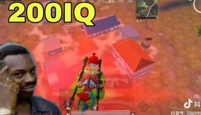 200 IQ and – 200 IQ | pubg Mobile funny and WTF moments # 117