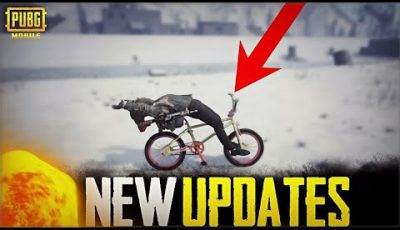 Most Awaited Upcoming Updates of 2019 Pubg Mobile | New Weapon, Bicycle & More!