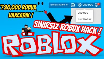 Roblox Robux Hilesi 2019 / Roblox Unlimited Robux Hack 2019 %100 WORKING !