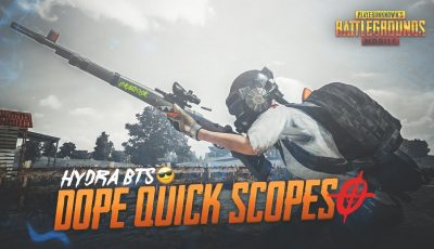 🔴PUBG MOBILE LIVE! SNIPING AT IT'S BEST! Ft. H¥DRA l BTS! SPONSOR @59rs!