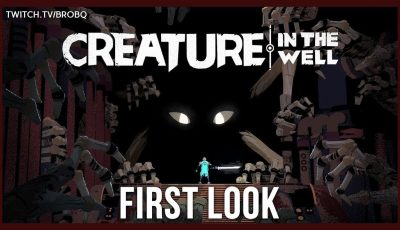 Creature in the Well – First Look (PC Gameplay)