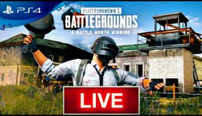 PUBG PS4  | HINDI GAMEPLAY LIVE | WITH RDX ARMY GAMING