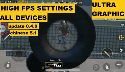 PUBG MOBILE GET 60 FPS on low spec, works on every device EASILY