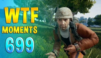 PUBG WTF Funny Daily Moments Highlights Ep 699