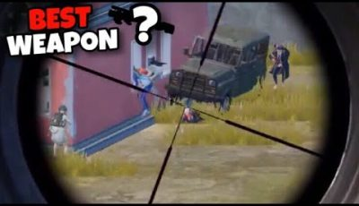 BEST WEAPON WITH NEW UPDATE!!! | BEST GAMEPLAY WITH BEST COMBO | PUBG MOBILE