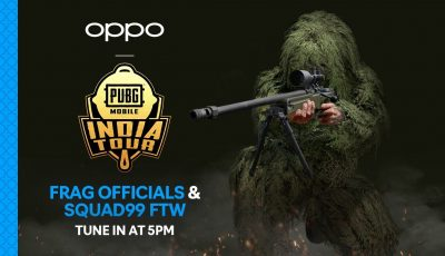 OPPO X PUBG MOBILE India Tour – Group D | Semi Final– Day 1