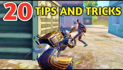 20 New Tips And Tricks For Solo In PUBG Mobile