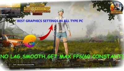 PUBG Mobile BEST Settings to WIN IN HIGH AND LOW- END PC!!(NO LAG,MAX FPS) (NEW UPDATES)