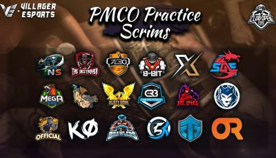 [Hindi] PMCO Practice Scrims • South Asia • PUBG Mobile • Villager Esports