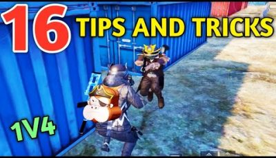 Top 16 New Tips And Tricks For Solo VS Squads In PUBG Mobile