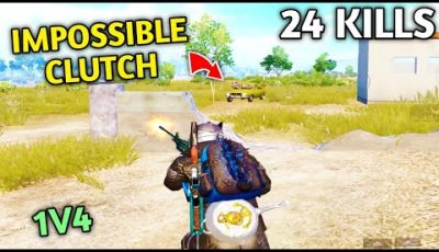 My Most Impossible Clutch In PUBG Mobile