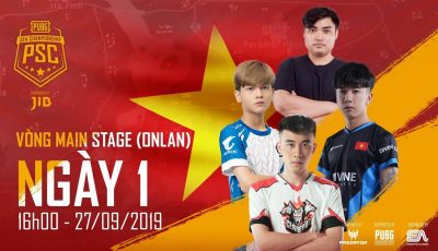 🔴PUBG SEA CHAMPIONSHIP 2019 – FINAL STAGE – DAY 1