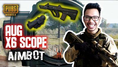 AUG X6 NO RECOIL – PUBG MOBILE INDONESIA