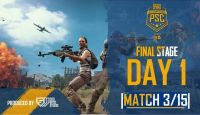 FULL MATCH: MATCH 3/15 | FINAL STAGE #PSC | PUBG SEA CHAMPIONSHIP 2019
